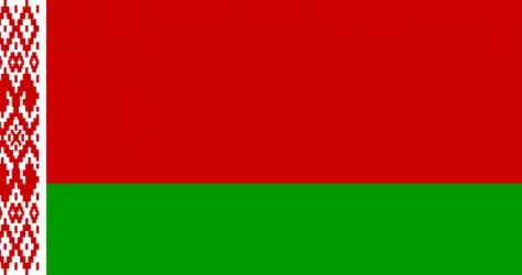 Bialoruś flaga