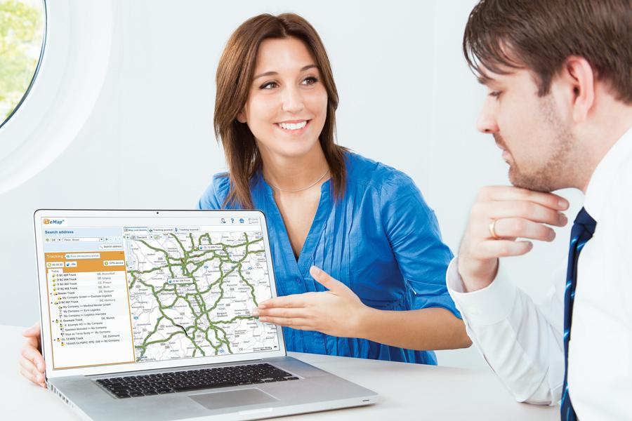 telematyka transportu drogowego